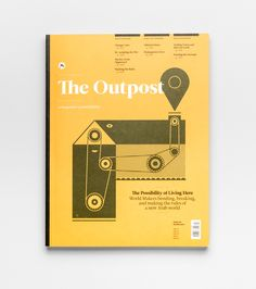 The Outpost - 02 on Behance