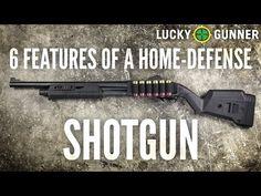 6 Features of a Home-Defense Shotgun - Raw Dog Tactical Weapons Guns, Guns And Ammo, Survival Guide, Survival Skills, Survival Stuff, Home Defense Shotgun, Tactical Shotgun, Home Protection, Big Guns