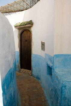 Secret alleys 摩洛哥