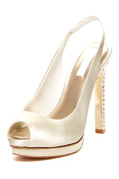 Ramsey Peep-Toe Pump