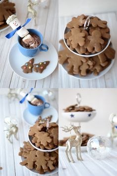 For Winter holidays: Gingerbread Cookies