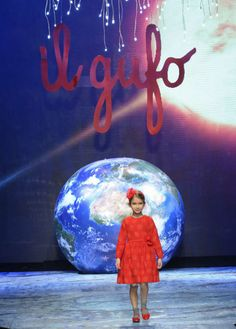 Front Row at Il Gufo FW16 Fashion Show - Pitti Bimbo | Dashin Fashion