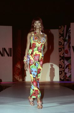 The Best, Most Supermodel-Filled Images from the Height of Gianni Versace's Reign Photos | W Magazine