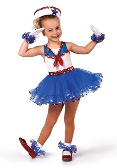Image result for little girl tap costume