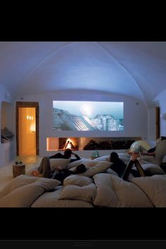 Best cinema rooms