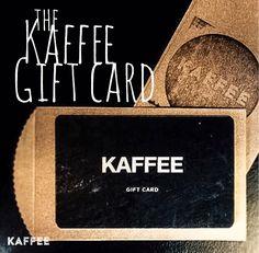 Kaffee Gift Card