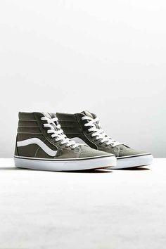 57e200f5bf Vans Sk8-Hi Neutrals Sneaker