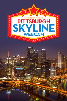 Do you love the Pittsburgh skyline as much as we do?  If so, you're in luck! We recently installed a webcam at our own personal viewpoint high above Pittsburgh's North Side. Enjoy the live feed below to watch the city 24/7!