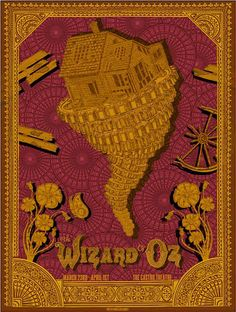 The Geeky Nerfherder: Movie Poster Art: The Wizard Of Oz (1939)