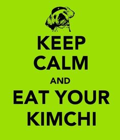 Eat your Kimchi...I've learned so much about Korea from this awesome Canadian couple in Korea. Check them out.