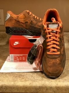 "super popular ef1f0 54d0b Nike Air Max 90 QS ""MARS LANDING"" CD0920 600 NEW WITH ORIGINAL PURCHASE  RECEIPT  shoes  kicks  fashion"