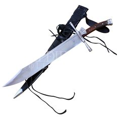 The Messer Sword With Scabbard - DS-1350 by Medieval Collectibles