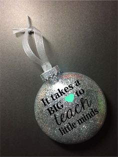 Hey, I found this really awesome Etsy listing at https://www.etsy.com/listing/487857133/teacher-ornament-gift-for-teacher Christmas Gifts For Parents, Ornaments For Grandparents, Christmas Gift From Baby, Gifts For Father, Mother Gifts, Christmas Gifts For Women, Xmas Gifts, Christmas Ornaments, Christmas Fun