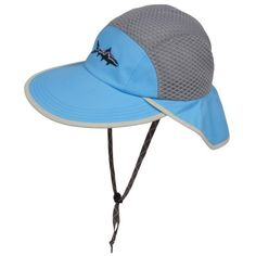 79c5f700495 Patagonia Vented Spoonbill Cap (For Men and Women) in Skipper Blue Outdoor