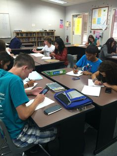 Blended Learning & Technology in the Classroom