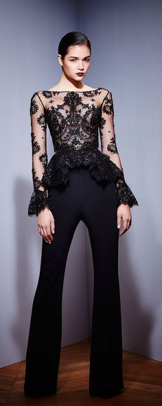 Zuhair Murad Fall-winter 2015-2016 - Ready-to-Wear - http://www.orientpalms.com/Zuhair-Murad-5559