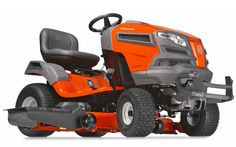 Garden Tractor - Husqvarna YT46LS Add A Wagon, Front Scoop, and snow blower!!!