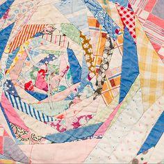 String Quilt – Suttles Variation   Mingei