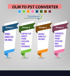 Gladwev OLM to PST convertor ultimate is the leading horse in the race of all OLM to PST conversion tools that we have available in the market. This tool is one amazing invention in the space of OLM to PST conversion tools that are there. This tool has everything that a user may expect from the tool. One can see all the features of this tools by using free trial version of this tool.  #gladwevolmtopstconverteultimate #olmtopstconverterformac #olmtopstconverter #olmtopstconversiontool Data Conversion, Data Integrity, Cool Inventions, User Interface, Infographics, It Works, Mac, Horse