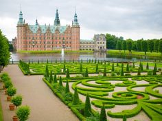 , Travel places of record not found, photo gallery of record not found, Travel images, Travel location Places To Travel, Places To See, Places Around The World, Around The Worlds, Denmark Travel, Old Mansions, Architecture Old, Medieval, Travel Images