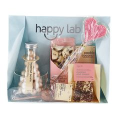 blue premium gift pack - Happy Lab Gift pack - Lab week prize idea