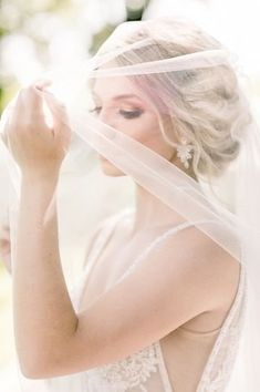 Wedding veil idea - classic wedding veil {Theresa Elizabeth Photography} Photography Pricing, Rose Photography, Photography Services, Professional Wedding Photography, Wedding Veils, Best Photographers, Bridal Portraits, Photojournalism, Watercolor Wedding