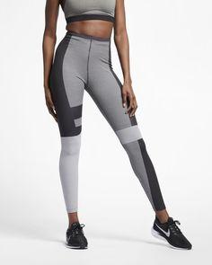 a3902a9d17a96 Nike Tech Women's Running Tights $140 Mesh Leggings, Ombre Leggings, Cute  Tank Tops,