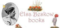 Elsa Beskow - pretty little books Elsa Beskow, Artists For Kids, Typography Prints, Illustration Art, Art Illustrations, Little Books, Happy Kids, Pretty Little, Childrens Books