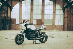 Cafemoto 003 BMW K 1100 RS Superbike, Caferacer, Customized, Custom, Umbau, Design