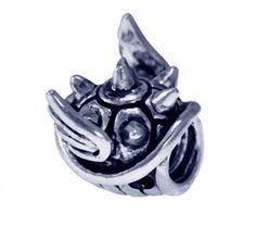 ecc015b4f Super Mario Charm 925 Sterling Silver by QualityCharms on Etsy Super Mario  Kart, Pandora Bracelets