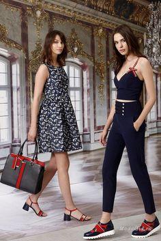 Женская мода: Atos Lombardini, Resort 2017