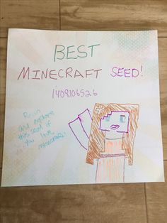 Best Minecraft Seed!!!!