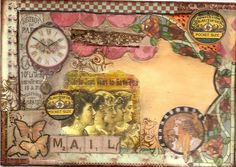 mail art envelope | Flickr - Photo Sharing!