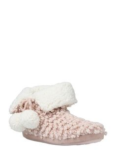 tesco direct f f knitted fox ballerina slippers. Black Bedroom Furniture Sets. Home Design Ideas