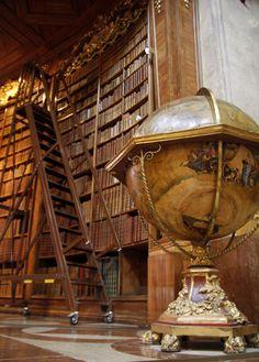 Austrian National Library in Vienna
