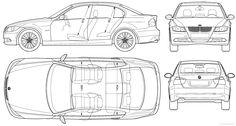 BMW 3-Series (E90) (2006)