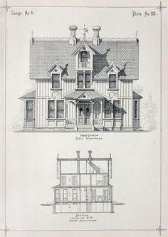 Exhibition on 19th-Century DIY Architecture Manuals - Core77