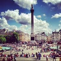 Trafalgar Square - Piccadilly - City of Westminster, Greater London