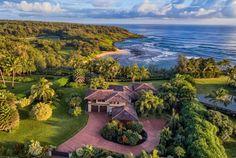 End of the Road | Kauai Ocean Bluff Residence - HAWAI'I LIFE #RealEstate #Kauai #不動産 #カウアイ島