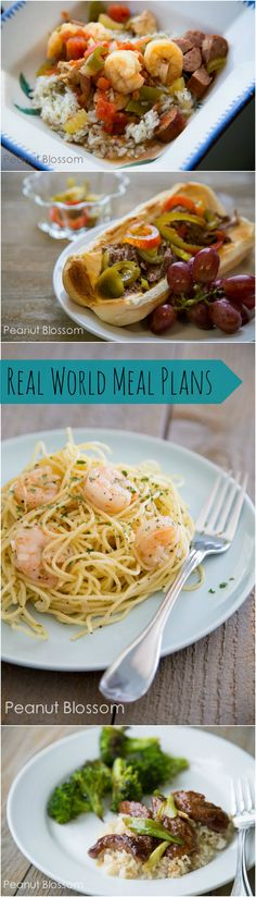 "Meal Planning help for the time-impaired mom. Check out this awesome, easy, menu hub of real family meal plans. Make it a ""choose your own adventure"" or follow the suggested weekly plans. Free recipe help from a mom of picky eaters down in the trenches of feeding a family!"