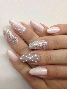 Gel nail ♡