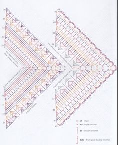 Ravelry: Mariola Shawl pattern by Kirsten Bishop Crochet lace square or rectangle doily Lost in time salvabrani – Artofit This post was discovered by esti brustein. Crochet Shawl Diagram, Crochet Motifs, C2c Crochet, Crochet Poncho, Crochet Chart, Crochet Scarves, Crochet Clothes, Crochet Lace, Crochet Stitches