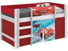 Cama Infantil - Pura Magia Disney Carros Play com as melhores condições você encontra no Magazine Mscvariedades. Confira!