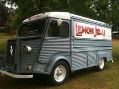 Citroën H Van 'Lemon Jelli'