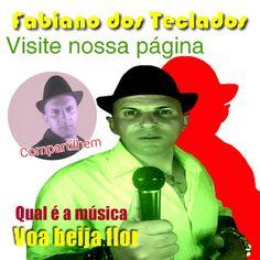 Fabiano  dos Teclados - EDIÇÕES gravação som & ILUMINAÇÃO , Acesse minhas páginas no facebook . Aguardem novidades no canal do YOUTUBE,  veja mais fotos Vídeos de ENSAIOS, no blogger FABIANO dos teclados.  OBRIGADO por sua visita !