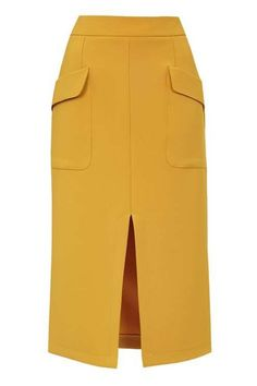 Various Types of Ladies Skirts Lookout for Various Types of Skirts at Runwayfashion.in - A custom made Women Apparel Maker from India. Girly Outfits, Skirt Outfits, Dress Skirt, Petite Summer Dresses, Midi Skirt With Pockets, Yellow Dress Summer, Yellow Skirts, Mode Jeans, Types Of Skirts