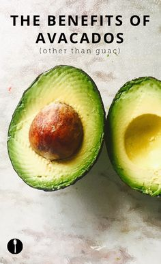 This is why you should be eating for avocados.