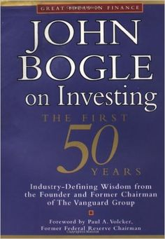 John Bogle on Investing: The First 50 Years https://www.amazon.com/dp/0071364382?m=A1WRMR2UE5PIS8&ref_=v_sp_detail_page