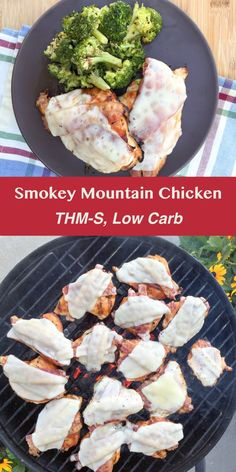 Smokey Mountain Chicken {THM-S, Low Carb} - My Montana Kitchen