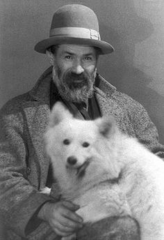 """Man Ray Constantin Brancusi, Paris 1930 """"That which they call abstract is the most realistic, because what is real is not the exterior but the idea, the essence of things. Man Ray Photography, Photography Tips, Street Photography, Landscape Photography, Portrait Photography, Nature Photography, Fashion Photography, Wedding Photography, History Of Romania"""